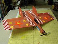 Name: 30 inch wingspan Wonder from Depron.jpg Views: 633 Size: 91.5 KB Description: