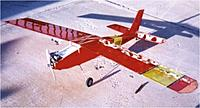 Name: miragebakup1.jpg Views: 42 Size: 22.9 KB Description: Goldberg Mirage, wing upside down and backwards... flyable.