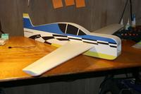 Name: IMG14841.jpg Views: 96 Size: 77.5 KB Description: AirfoilZ Yak progress from a few days ago. I've since finished the tail.