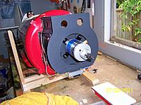 Name: 100_5310.jpg Views: 123 Size: 213.8 KB Description: The fake radial engine just screws to the ply plate.