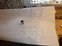 """Name: P1030990.jpg Views: 367 Size: 170.8 KB Description: Fwd.  That's a 12"""" prop.  I can easily go to a 13"""" prop."""