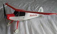 Name: Batlaws Redwing.jpg Views: 140 Size: 24.6 KB Description: Batlaws Redwing, electric R/C