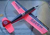 Name: WarrensRaven.jpg Views: 132 Size: 55.7 KB Description: Warren's 1.75 x Raven for diesel R/C
