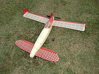 Name: .jpg Views: 78 Size: 307.4 KB Description: The model with a new fuselage.