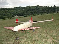 Name: .jpg Views: 71 Size: 305.6 KB Description: Some lead on the nose for the first flights!