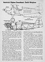 Name: Smith Miniplane Air Progress Homebuilt SS 1966 fuselage 001.jpg Views: 39 Size: 966.0 KB Description: