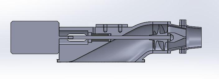 water jet drive that I am designing - Page 2 - RC Groups