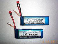 Name: 2 Blue Lypo 3S 5000 packs.jpg Views: 66 Size: 149.9 KB Description: