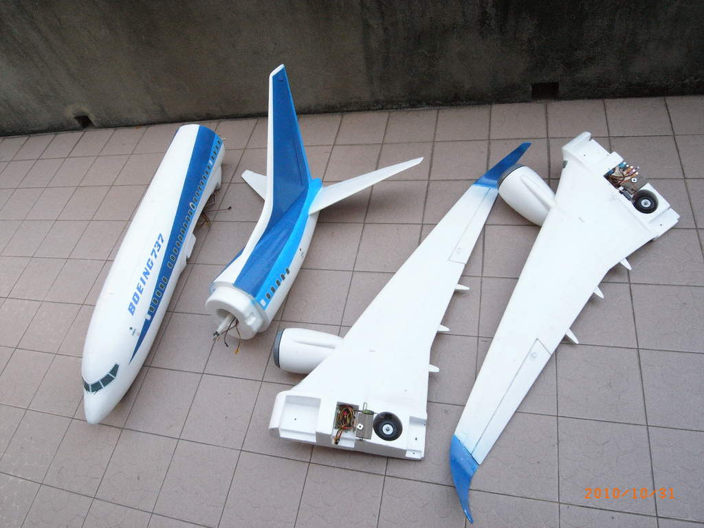 Free Rc Plans Windrider Boeing 737 Page 31 Rc Groups