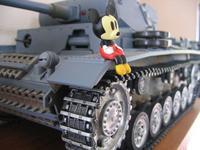 Name: M.Mouse 010.jpg Views: 297 Size: 78.6 KB Description: HL PanzerIII  & M.Mouse