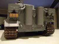 Name: Tiger1 013.jpg Views: 259 Size: 62.1 KB Description: Rear section now painted German Grey with small detail