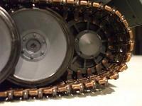 Name: Tiger1 026.jpg Views: 220 Size: 73.2 KB Description: Rear idle wheel now painted German Grey color & matching roadwheels