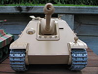 Name: Jagdpanther 022.jpg Views: 114 Size: 161.1 KB Description: Naked straight outa the box - metal tracks