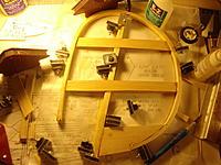 Name: DSC05332.jpg Views: 63 Size: 200.5 KB Description: Just a few parts glued, let the carpenters glue dry