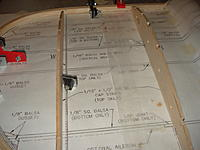 Name: DSC05687.jpg Views: 55 Size: 141.4 KB Description: I'd have to move the W4 rib over towards the wing tip if I want to use the rib I cut out.