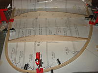 Name: DSC05685.jpg Views: 62 Size: 161.7 KB Description: I had to turn the polans so I could work on one wing tip at a time.