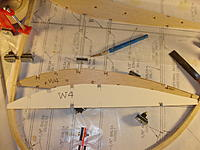 Name: DSC05689.jpg Views: 48 Size: 190.5 KB Description: The new template on top of the rib I tried to patch up