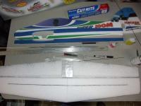 Name: PICT1796.jpg Views: 3084 Size: 73.4 KB Description: Bottom wing spar installed.