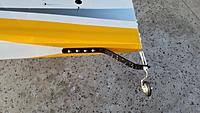 Name: 30581866_10217006402499190_8503081746160418816_o.jpg Views: 30 Size: 461.9 KB Description: Tailwheel bolted up.