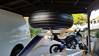 Name: 30623731_10217006410579392_3051724025022644224_o.jpg Views: 23 Size: 250.2 KB Description: Spacing to allow for the wheel pant to clear.