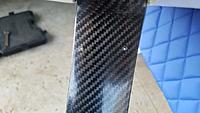 Name: 30656868_10217006407899325_8001665432706613248_o.jpg Views: 17 Size: 244.1 KB Description: Pre-drilled holes for wheel cuffs in the main gear legs.