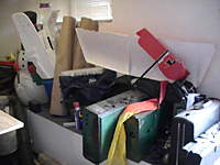 Name: PIC_1701.jpg Views: 332 Size: 41.5 KB Description: More planes and parts. The rest is crap I can't find a place for.
