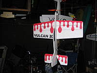 Name: Vulcan 3D.jpg Views: 446 Size: 57.0 KB Description: The planes hanging from the rafters at my old house, as well as all of the other stuff we stored in there.