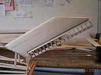 Name: 26.02.12 a.jpg Views: 167 Size: 182.2 KB Description: TA-183 Huckebein rudder construction.