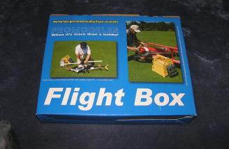 Look for this at your local hobby shop. Useful for both airplane and helicopter pilots.