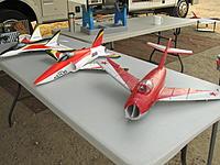 Name: 20120909_0587.jpg Views: 80 Size: 236.7 KB Description: Garys 50mm hangar is growing