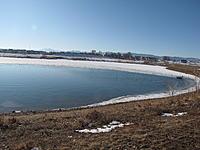 Name: IMG_0257.jpg Views: 137 Size: 250.3 KB Description: Length of landing area before hitting edge of ice.
