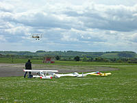 Name: MW May 20090415.jpg Views: 55 Size: 133.7 KB Description: Comming in for landing almost over the models