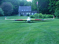 Name: U2 020.jpg Views: 154 Size: 61.9 KB Description: My Mitchell U2.  My Avitar. TWITT.  Never flew it and sold it a few years ago.  Might have made a nice Giant scale RC plane.