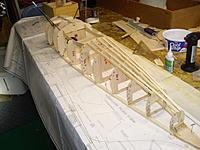 Name: IMGP1948_resize.jpg Views: 356 Size: 202.9 KB Description: Layout of fuselage on crutch.