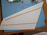 Name: .jpg Views: 48 Size: 156.8 KB Description: Spruce spares added to lower skin.