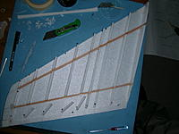 Name: .jpg Views: 52 Size: 182.0 KB Description: All ribs inplace, aileron pieces cut off.