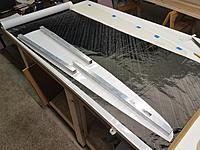 Name: 20200126_162901.jpg Views: 16 Size: 3.58 MB Description: Laying out parts on the 3 layer 59 g/m2 carboweave