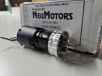 Name: 20200307_124331.jpg Views: 18 Size: 2.94 MB Description: Neu 1102 / p22 gearbox with the PNC mount