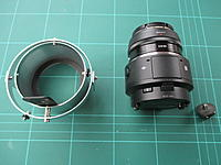 Name: IMG_0006.jpg Views: 48 Size: 557.3 KB Description: Sony QX1 and 2 axis mapping gimbal made from scrap components