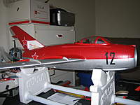 Name: IMG_4830.jpg Views: 145 Size: 67.0 KB Description: Running the new control rod for the Rudder mod.