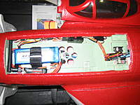 Name: IMG_4854.jpg Views: 130 Size: 94.8 KB Description: Electronics Bay with Telemetry data Transmitter installed.