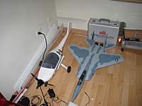 Name: IMG_4907.jpg Views: 124 Size: 65.2 KB Description: Super Dimona 2400 7foot wingspan and F-15 EAGLE
