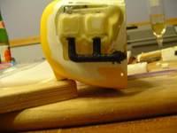 Name: L Side foam exhaust.jpg Views: 175 Size: 55.1 KB Description: Left side foamy exhaust.