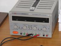 Name: mastech.jpg Views: 323 Size: 86.4 KB Description: The Mastech 3010E-3 power supply.