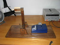 Name: IMG_3062.jpg Views: 355 Size: 81.5 KB Description: Side view of Dr. Kiwi test stand.