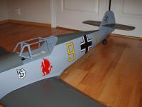 Name: P2260033.jpg Views: 421 Size: 42.7 KB Description: Iron-on covering letters and markings on the fuselage