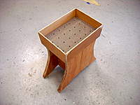 Name: Vapor_Moth_Cowl_Vac_Platten.jpg Views: 488 Size: 97.4 KB Description: Vacuum platten for cowl