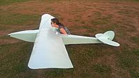 Name: 6-22-13 With Jen Flying.jpg Views: 598 Size: 176.3 KB Description: My wife pretending to fly.