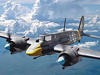 Name: Henschel HS-129 color photo.jpg Views: 550 Size: 31.0 KB Description: