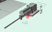 Name: standard landing gear mechanism.png Views: 250 Size: 50.1 KB Description: Standard landing gear. I made electronical model for easy to work with it.